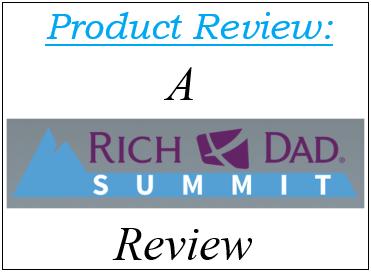 Rich Dad Summit 1