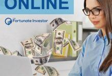 Top 10 Ways To Make Money Online - The Fortunate Investor